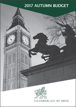 2017 Autumn Budget cover